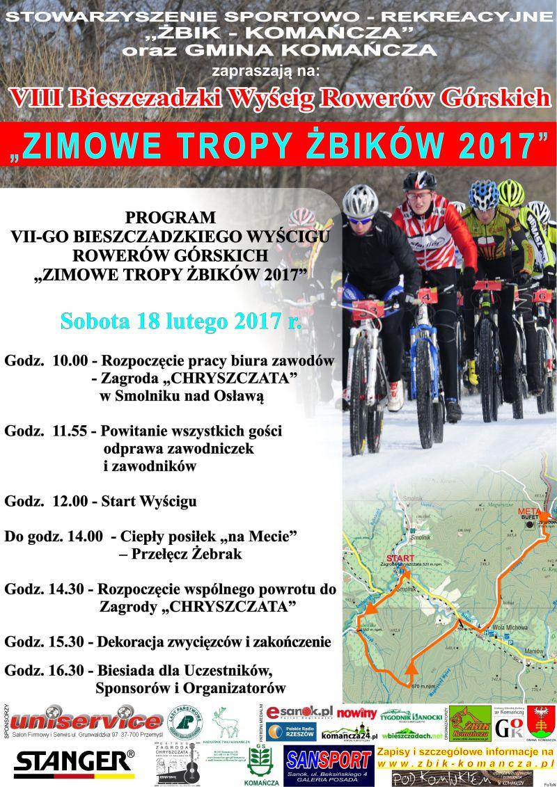 mtb zima plakat 2017