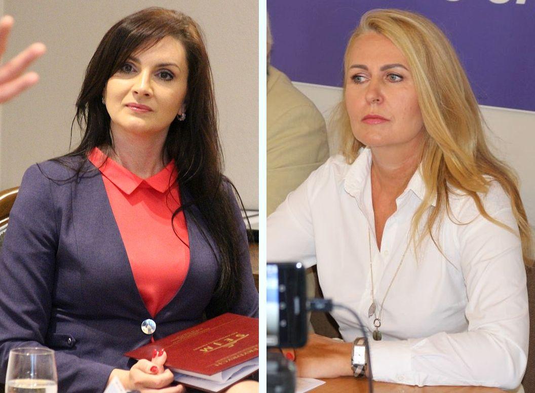 foto: archiwum Esanok.pl / na zdjęciu Joanna Frydrych i Elżbieta Łukacijewska