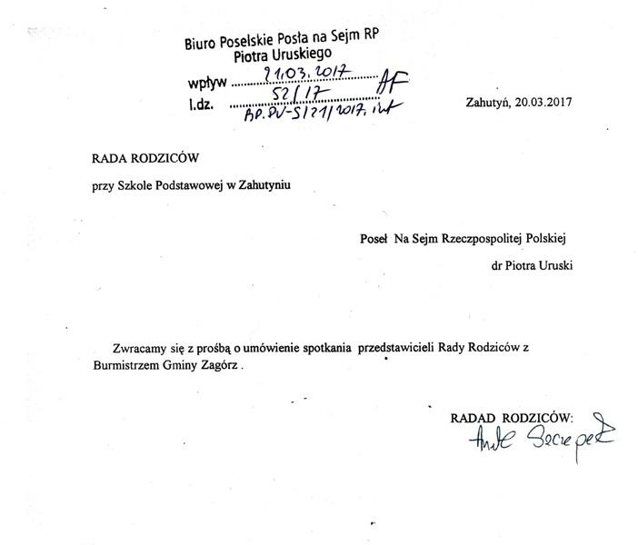 pismo Rada potw