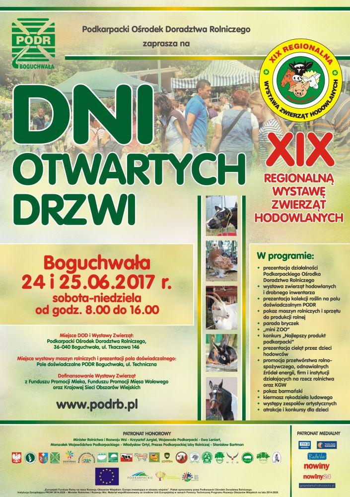 plakat DOD 2017