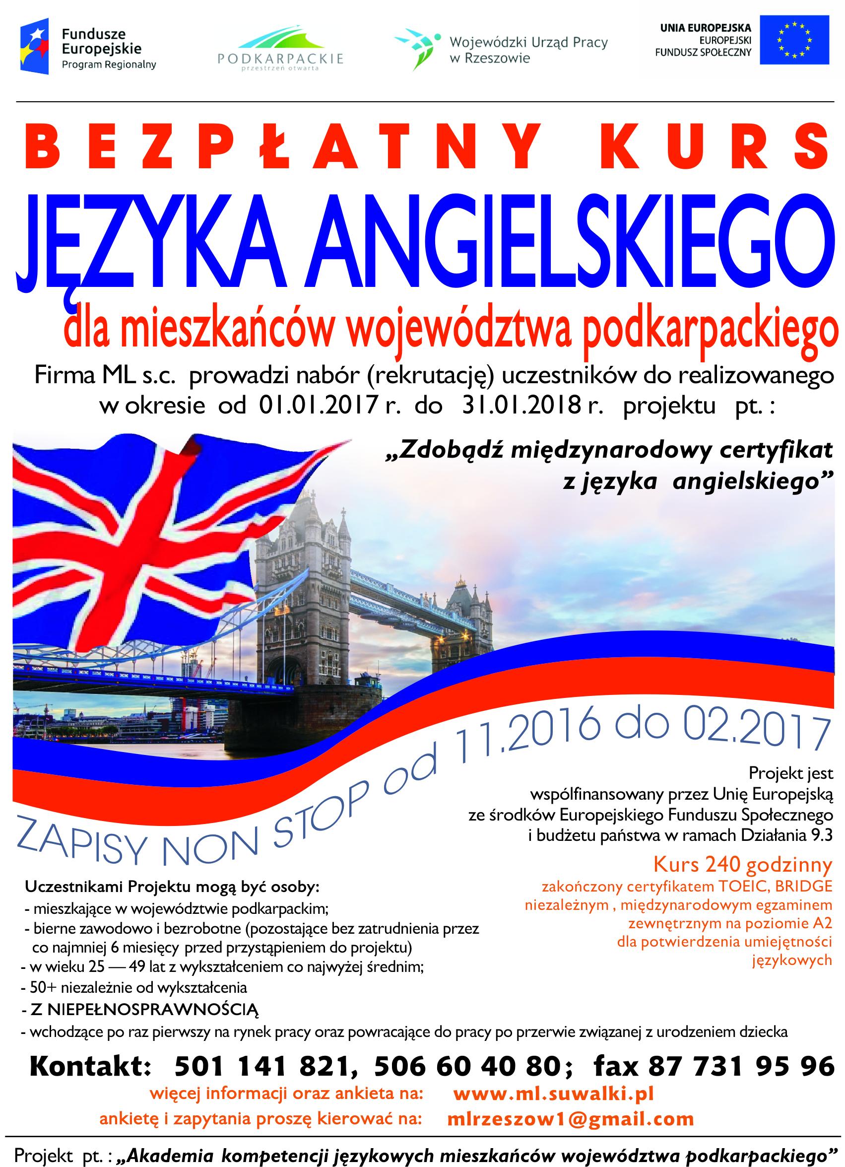 Zdobądź Międzynarodowy Certyfikat Z Języka Angielskiego Za