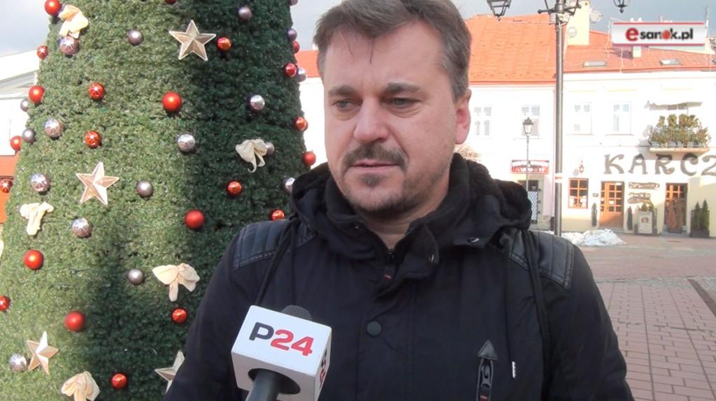 Robert Ząbkiewicz, trener Geo-Eko Ekoball-u Stali Sanok
