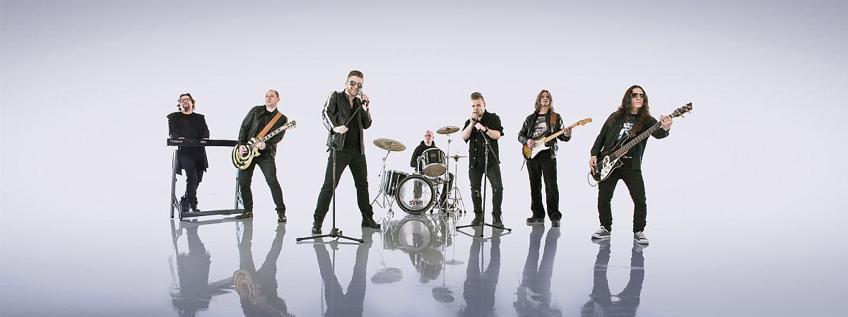 Na zdjęciu Zespół Sami
