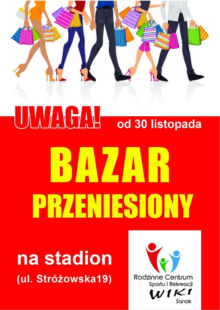 ulotka Bazar