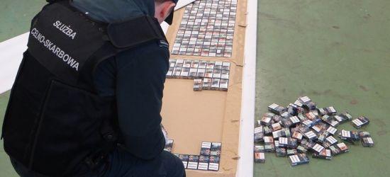 GRANICA: Nielegalne papierosy w panelach drzwiowych (ZDJĘCIA)