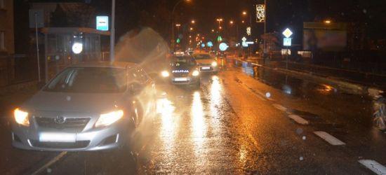 REGION: Potrącenie na przejściu dla pieszych (ZDJĘCIA)