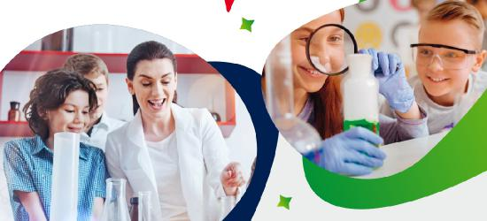 Nie czekaj i dołącz do wielkiej gry o profesjonalne szkolne laboratorium!
