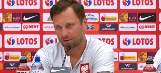 Konferencja prasowa Reprezentacji Polski  (VIDEO NA ŻYWO)