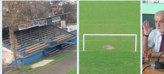 WIERCHY: Stadion piłkarski i lekkoatletyczny zamiast galerii. Tak radni komentowali zmianę planu zagospodarowania