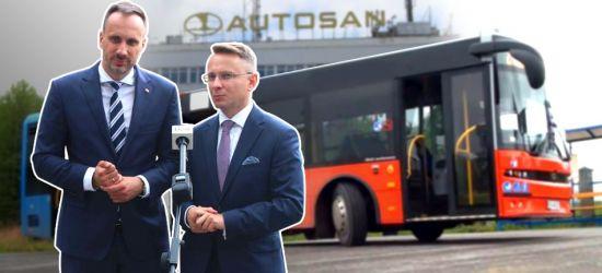 """O Autosanach w Sejmie. """"Dajmy wybór samorządom"""" (VIDEO)"""