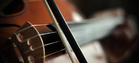 Skrzypce i akordeon. Koncerty dyplomowe