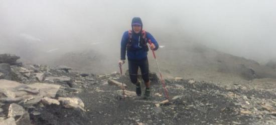 Leśniczy z Bieszczad obiegł Mont Blanc w 30 godzin! (ZDJĘCIA)