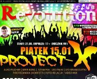 """NASZ PATRONAT: """"Project-X"""" i """"Rozgrzewka przed Czadomanem"""" w Clubie Revolution!"""