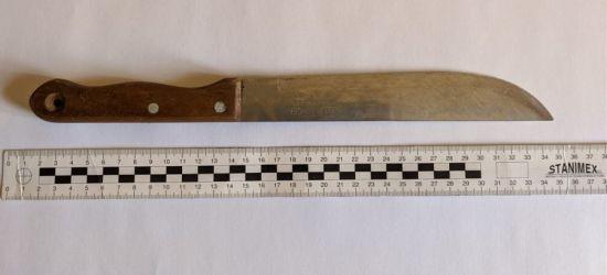 PODKARPACIE: Ukradł spirytus i groził ekspedientce nożem