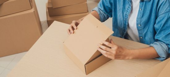 Jak dobrze zapakować paczkę?