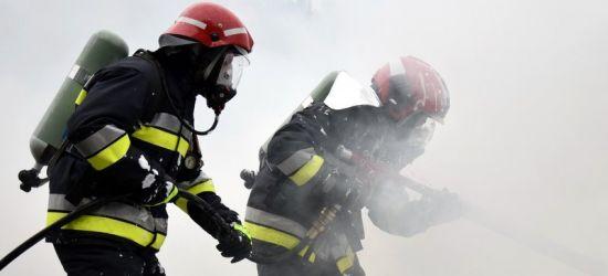 REGION: Pożar w internacie. Ewakuowano 232 osoby. 13 w szpitalu