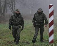 BIESZCZADY: Czeczeńcy z powrotem na Ukrainie