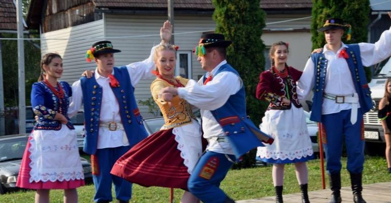 Rolnicy z gminy Zarszyn na Święcie Chleba (FOTO)