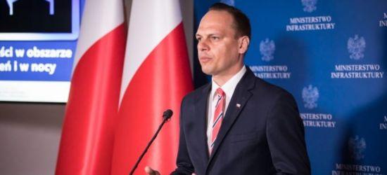 Wiceminister infrastruktury po wypadku w Stalowej Woli: Niewyobrażalny dramat
