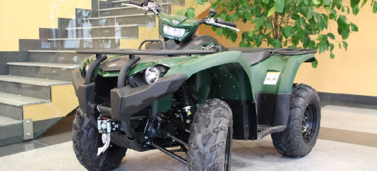 Nowy quad dla Bieszczadzkiego GOPR-u (VIDEO, ZDJĘCIA)