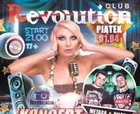 NASZ PATRONAT: Energiczny weekend w Clubie Revolution!