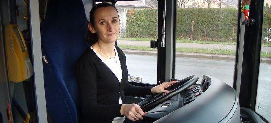 Kobieta kierowcą MKS-u. Sanoczan wozi pani Monika! (VIDEO, WYWIAD)