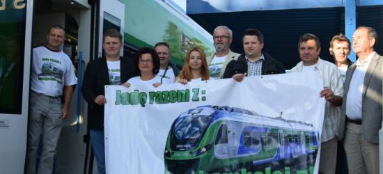 AKTUALIZACJA KOCHAM KOLEJ: Stacja Jasło za nami niebawem Krosno (FOTO)
