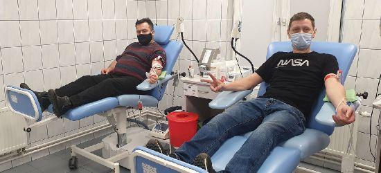 Kolejne jednostki OSP włączają się w Nagórzany Krew Challenge. Pomysłodawcy po raz drugi (VIDEO, ZDJĘCIA)