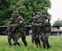 Puchar zostaje w rękach żołnierzy! Terytorialsi kontra studenci (ZDJĘCIA)