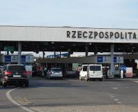 BILANS NA GRANICY: 1600 obcokrajowców wjechało do Polski bez wiz