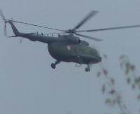 Wojskowe helikoptery na naszym niebie. Czas zbrojeń? (FILM, ZDJĘCIA)