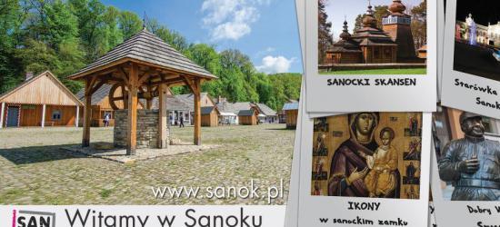 Sanok będzie się promował. Zobacz banery reklamujące najpiękniejsze zakątki miasta (ZDJĘCIA)