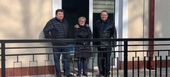 Pierwsi ozdrowieńcy opuścili szpital zakaźny w Łańcucie (ZDJĘCIA)