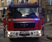 KRONIKA STRAŻACKA: Zniszczenia po ulewach, wielki pożar w Pielni i niebezpieczne kolizje