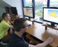 Trwają praktyki studenckie w ramach projektów uczelnianych (ZDJĘCIA)