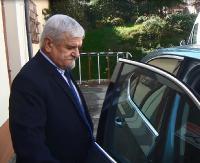 """BRZOZOW24.PL: ,,Uciekający"""" przewodniczący Rady Miejskiej. Z taką sytuacją spotkali się dziennikarze (FILM)"""