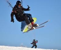 Szybowisko w Bezmiechowej – mekka lotników i latających narciarzy (ZDJĘCIA)