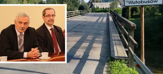 GMINA ZAGÓRZ: Budowa mostu w Tarnawie Górnej mocno zagrożona? Powiat zwróci dotację?