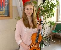 Sukcesy rozśpiewanej Julii z Gimnazjum w Zagórzu