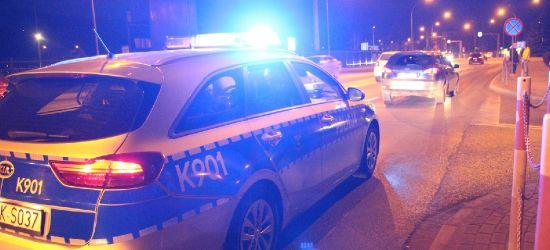 SANOK: Stłuczka trzech osobówek na ul. Staszica (VIDEO, ZDJECIA)