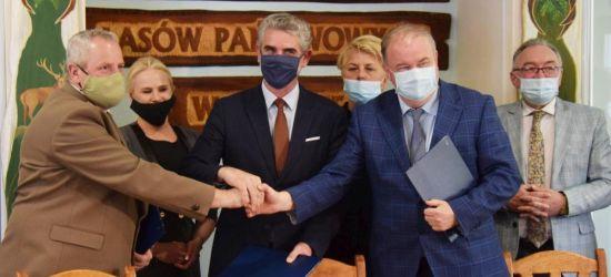 Lasy Państwowe dofinansowują remonty mostów w Bieszczadach