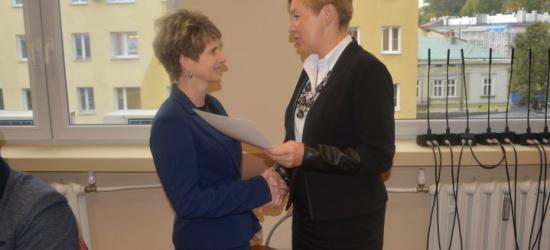 Nagrody wójta gminy Sanok dla nauczycieli wręczone (ZDJĘCIA)