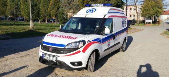 SANOK: Nowe pojazdy już w szpitalu. Fundacja PZU przekazuje 100 tys. zł! (ZDJĘCIA)