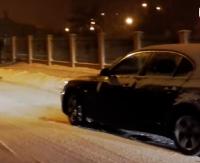 Zima nie odpuszcza. Do kogo dzwonić gdy ślisko na drodze? (FILM, ZDJĘCIA)