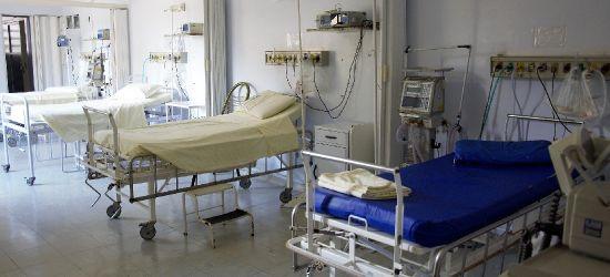Poseł sprawdza stan przygotowań podkarpackich szpitali