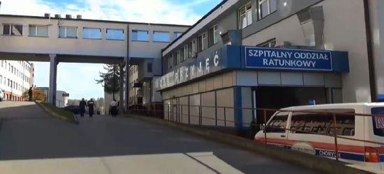 Ognisko koronawirusa w brzozowskim szpitalu. Aktualna sytuacja