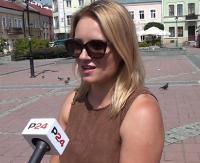 """OBWODNICA SANOKA SONDA VIDEO: ,,Ułatwi dojazd do miasta"""". ,,Pomoże rozładować ruch"""". Opinie mieszkańców i turystów na temat budowy obwodnicy Sanoka (FILM)"""