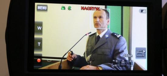 Komendant Policji w Sanoku przechodzi na emeryturę (VIDEO)