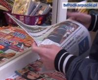 Tygodnik Sanocki cienko przędzie. Dodatkowe 50 tysięcy zł na ratunek (FILM)