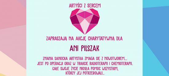 SANOK: Akcja charytatywna dla Ani Pilszak. Pomóż wrócić dobru!